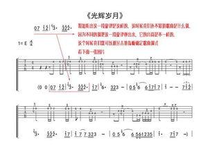 初学者学吉他先弹什么