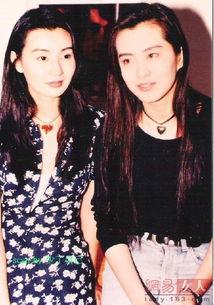 90年代香港女星旧照 随手一抓就是大美女