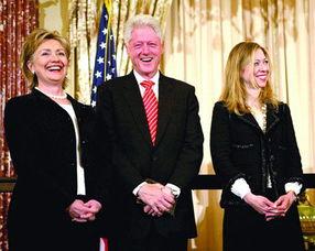 作为美国前总统比尔·克林顿和现任国务卿希拉里·克林顿的女儿,切尔西定于31日结婚,引起世人关注.