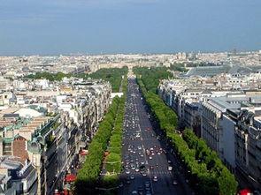 美国化 严重 巴黎人厌倦香榭丽舍大道