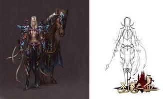艾诺迪亚4黑暗骑士加点