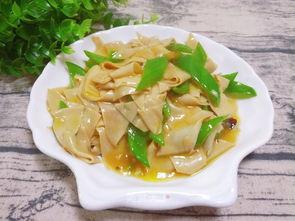 尖椒干豆腐的做法 尖椒干豆腐怎么做 烟雨心灵的菜谱