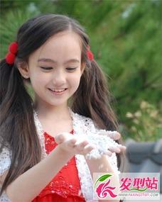 小女孩发型大盘点 打造最可爱的小小淑女
