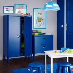 儿童房衣柜长度