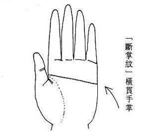 假断掌手相图解 真假断掌的分辨方法有哪些(假断掌命运的手相解释)