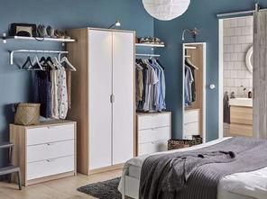 衣柜和床位置