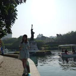三日两夜游之深圳世界之窗 香港迪士尼,维多利亚港,昂坪360