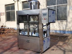 矿泉水灌装机安装与维护