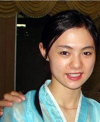 朝鲜五大国宝级美女