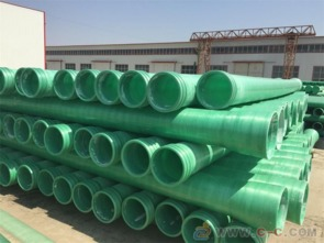 滨州玻璃钢排污管道 玻璃钢管道污水管