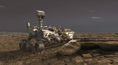 机会来了nasa让您3d打印自己的火星毅力漫游者