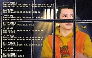 念斌案最新消息8年4次被判死刑沉冤昭雪无罪释放