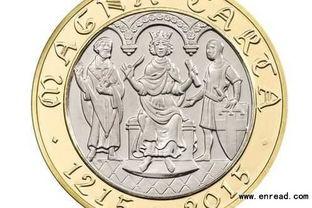 双语新闻新版两英磅硬币图像被批偏离史实