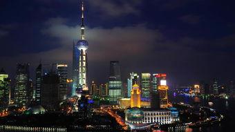 中国城市哪家强 上海竞争力第一 香港第二