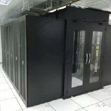 搭建机房机柜的网络拓扑的方法