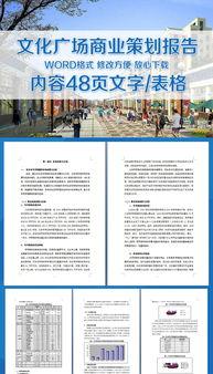 传统文化商业策划