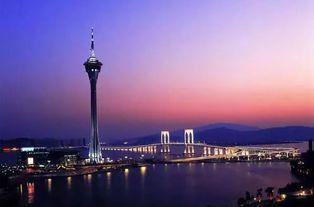 珠海到香港港珠澳大桥自由行攻略