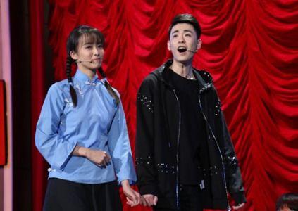 张云雷牵手姬天语德云社第一位合作女演员曝光