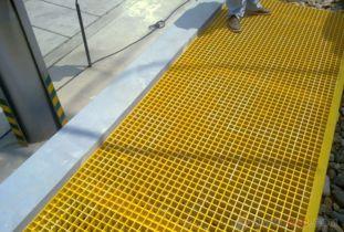 玻璃钢格栅常见的几种切割方式