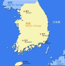 韩国相当于中国哪个省(韩国领土面积相当于我)