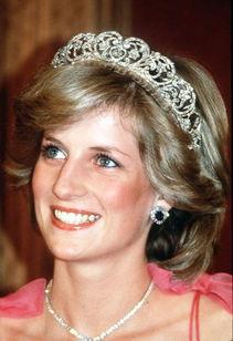 组图:全球十大王室美人榜