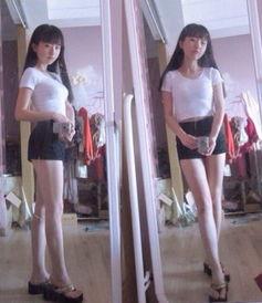 深圳36岁女子面若少女 被称 天山童姥 附体