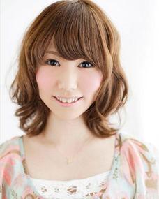 长脸适合什么短发,长脸适合的短发,长脸适合什么样的短发