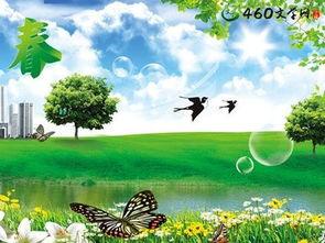 描写春天6种景物有哪些