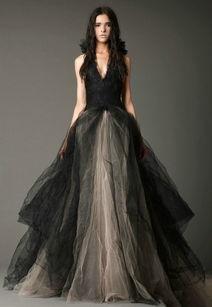 黑色婚纱的寓意是什么 至死不渝的爱与忠诚