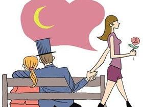 心理学测试婚姻