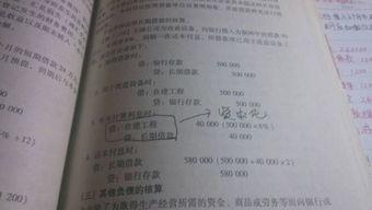 资本化会计分录