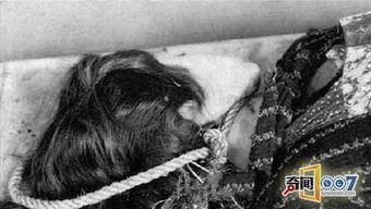侵华日军竟这样虐待中国女战俘 用刑惨绝人寰