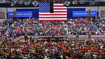 特朗普宣布重启竞选活动(图源:美国白宫官网)