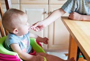 0一6个月的辅食与早教
