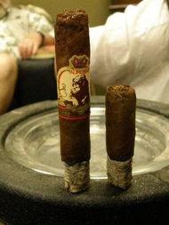 古巴雪茄烟(古巴的 极品雪茄是个)