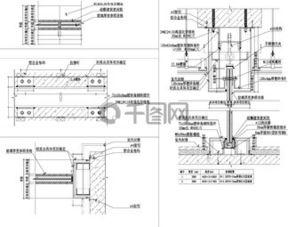 CAD室内设计平面图 图片免费下载 CAD室内设计平面图素材 CAD室内设计 ...