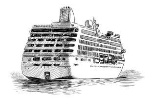 关于舰船的诗句