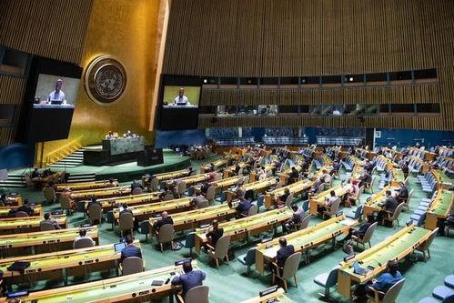 联合国大会通过新冠疫情决议:169国赞同美国反对
