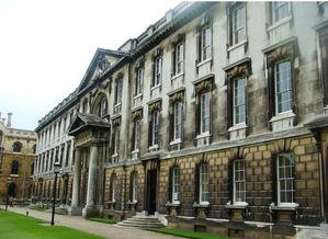 剑桥大学有哪些名人 大学教育