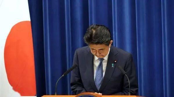 安倍内阁全体辞职