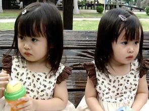 最新好听洋气的女双胞胎宝宝名字大全