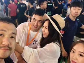 国民老公王思聪被SG热情惊呆 2017CJ现场热点事件盘点