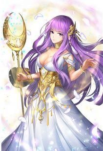 女神的征途 拯救女神由你做主