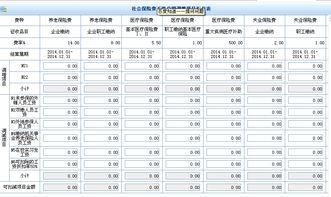 浙江省东阳市养老保险基数表