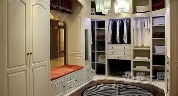 整体衣柜尺寸设计