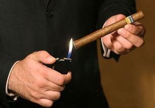 雪茄的抽法(雪茄应该怎么抽?)