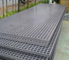 玻璃钢模塑格栅板