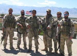2005年3月,海豹突击队的一个分队奉命执行红翼行动.
