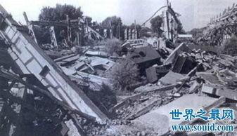 唐山地震发生在哪一年(我们中国的唐山大地震)