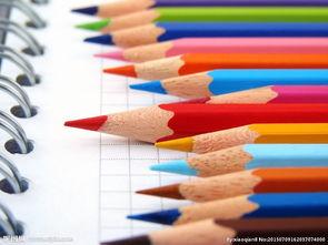 铅笔插画图片